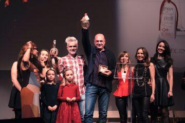 Premio Nonino Risit d'Aur – Barbatella d'Oro 2016 a Simonit&Sirch Preparatori D'Uva