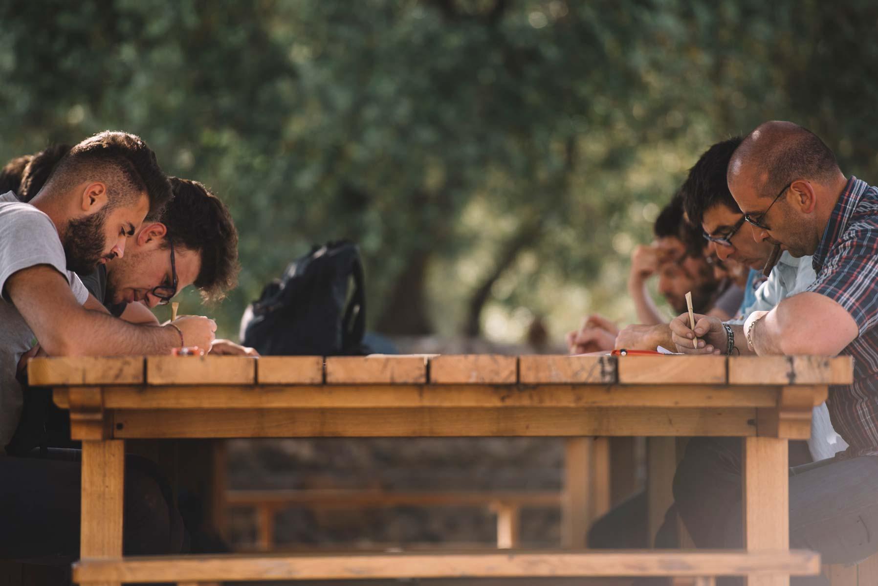 Test scritto | Planeta | Passopisciaro | Etna | Sicilia | Italy
