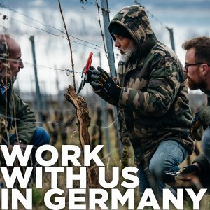 Work with us in Germany